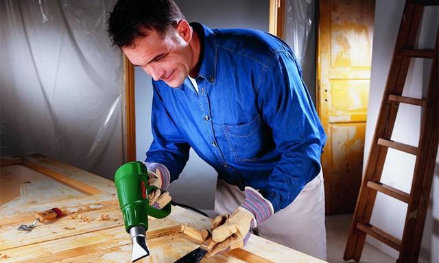 ТОП-8 строительных фенов: как выбрать строительный фен