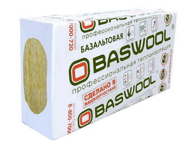 Утеплитель Басвул - разновидности и сферы применения