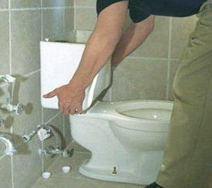 Крепление унитаза к полу - все способы с пошаговыми инструкциями