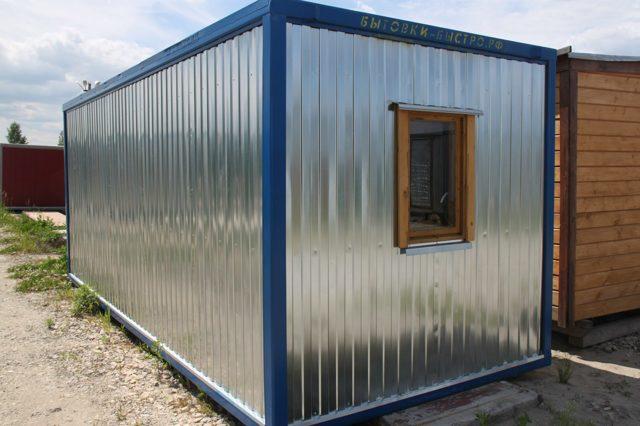 Контейнерoff® - лучшее решение для строительной площадки - преимущества контейнера бытовки