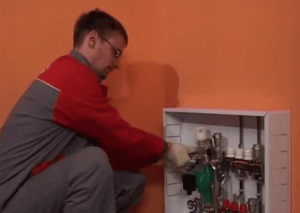 Сделать теплый пол своими руками - пошаговая инструкция