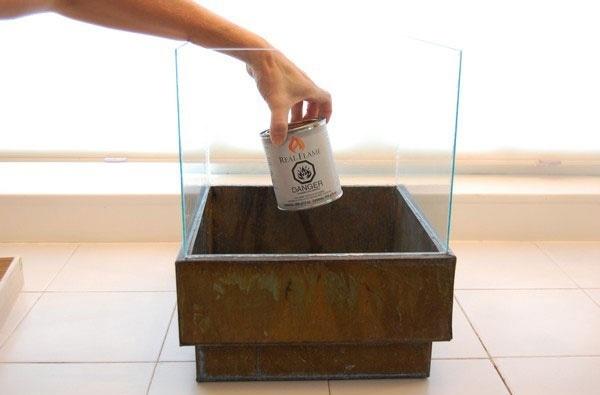 Биокамины для квартиры своими руками - инструкции по изготовлению
