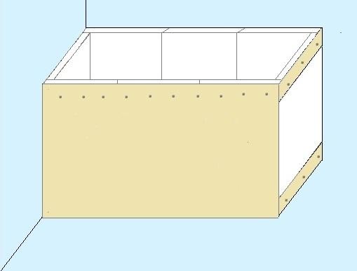 Погреб на балконе своими руками -несколько вариантов