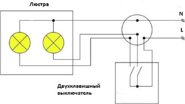 Как подключить люстру своими руками без ошибок