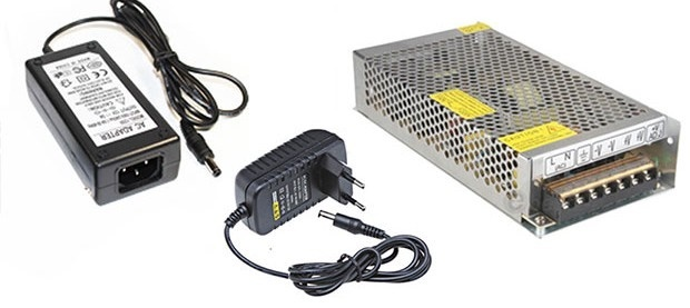 Как подключить светодиодную ленту к компьютеру - подключение к блоку питания правильно