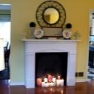 Камин в квартире своими руками - пошаговая инструкция
