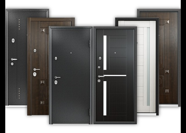 Входная дверь в квартиру ???? какую выбрать - обзор лучших дверей