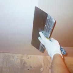 Шпаклевка стен своими руками - учимся выполнять пошагово