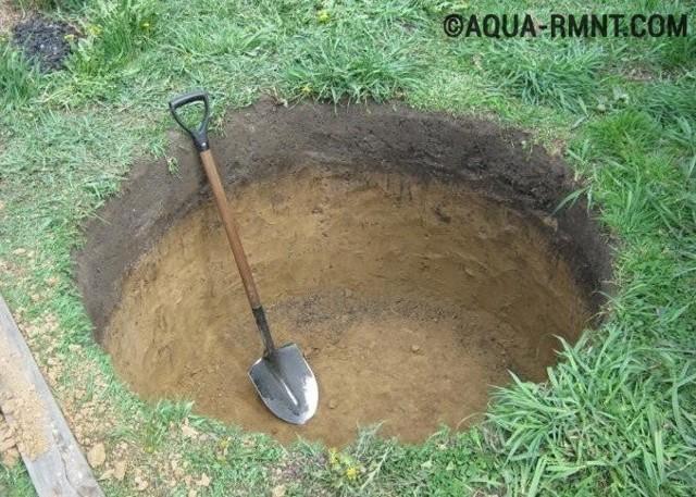 Как выкопать колодец - подробная технология