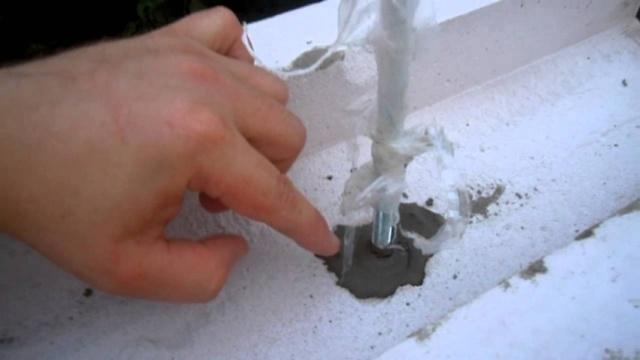 Мауэрлат на газобетон без армопояса - есть способы, но стоит ли?