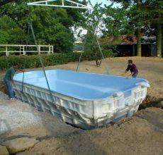Как построить бассейн своими руками - инструкция