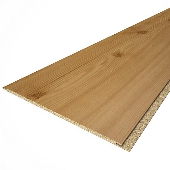 Деревянные панели для внутренней отделки стен - разновидности и монтаж