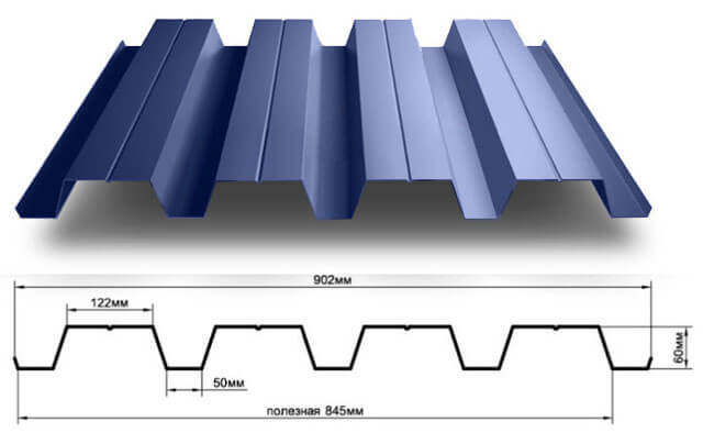 Как правильно крепить профнастил на крышу саморезами - пошаговая инструкция, как крепить профлист