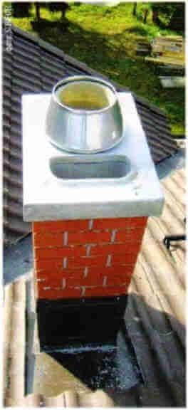 Дымоход для твердотопливного котла - возможные варианты