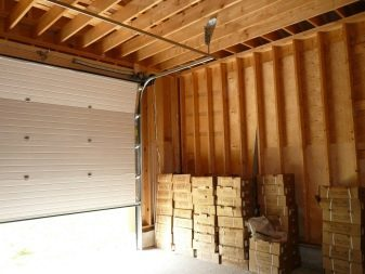Каркасный гараж своими руками: основные принципы строительства, плюс два варианта - пошагово