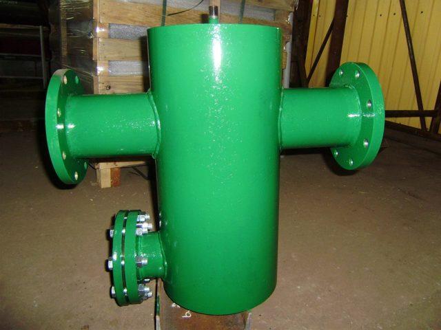 Грязевики для систем отопления - назначение и основные типы фильтров