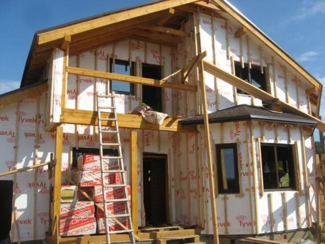 Монтаж сайдинга с утеплителем своими руками - надежная защита и украшение дома
