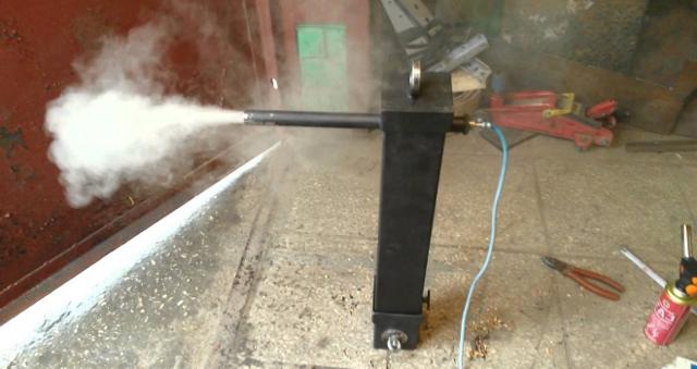 Дымогенератор для холодного копчения своими руками - устройство и чертежи, пошаговые руководства