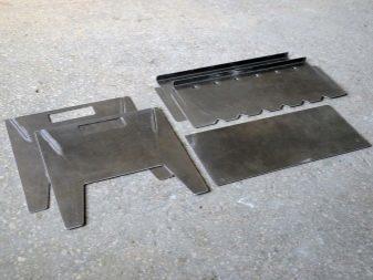Как сделать мангал своими руками из металла: разборные и стационарные, ТОП-9 лучших мангалов
