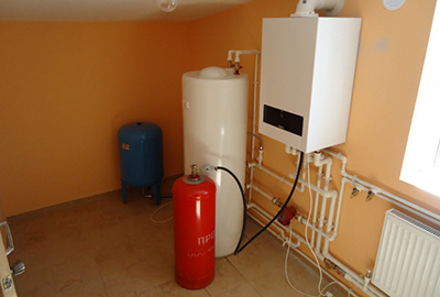 Пошаговая схема подключения бойлера косвенного нагрева - инструкция