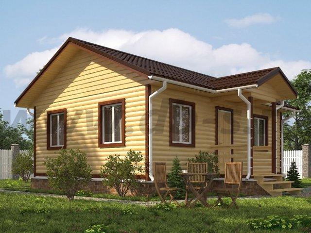 Планировка одноэтажного дома - обзор примеров с фото дизайном и особенности