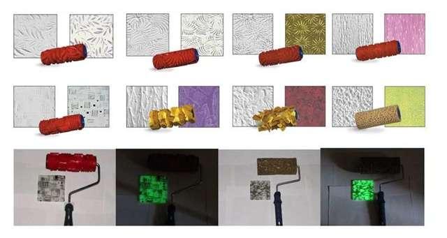 Декоративная штукатурка в интерьере: технология отделочных работ