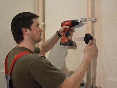 Отделка стен пластиковыми панелями - пошаговая инструкция